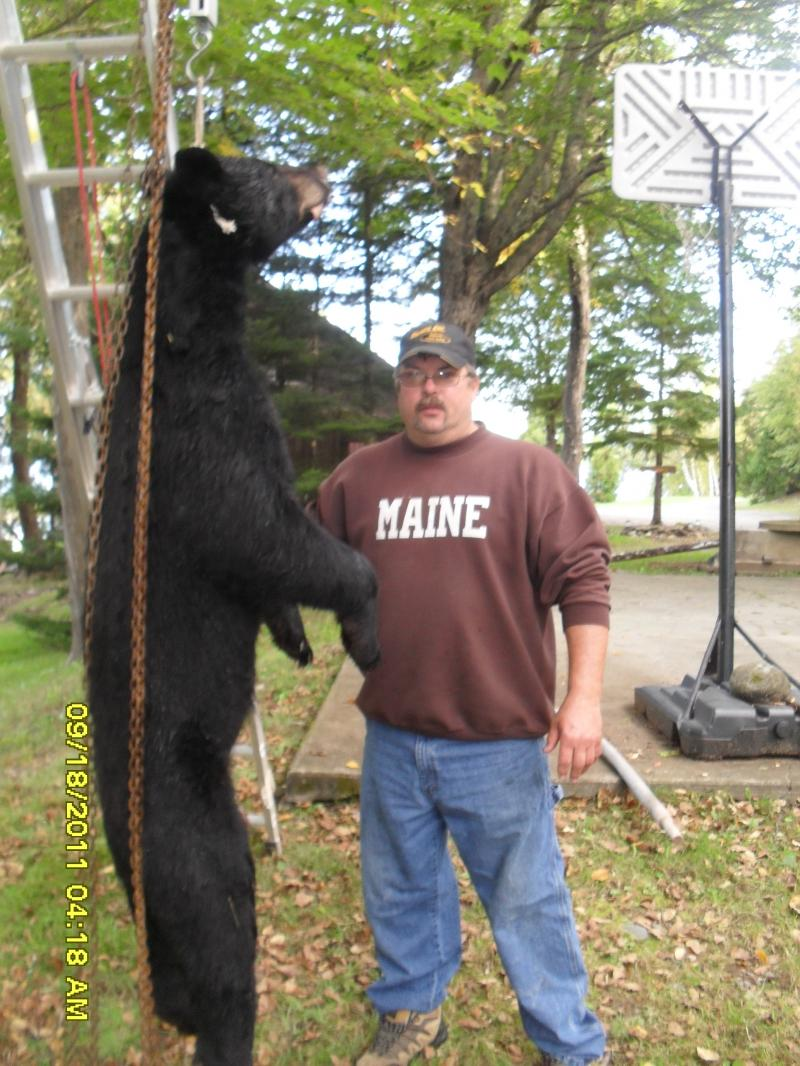 Howard's 190lb Boar--taken on Sept. 17th, 2011