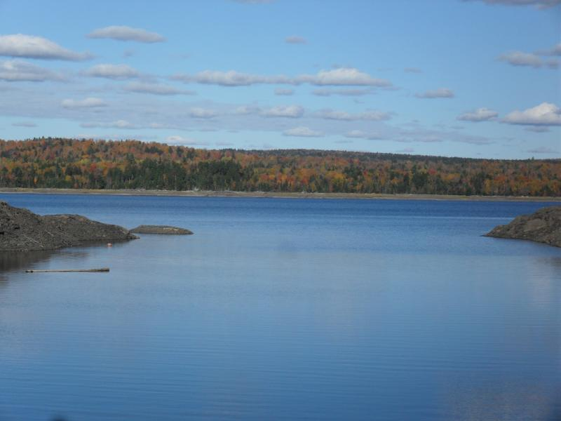 Ripogenus Lake